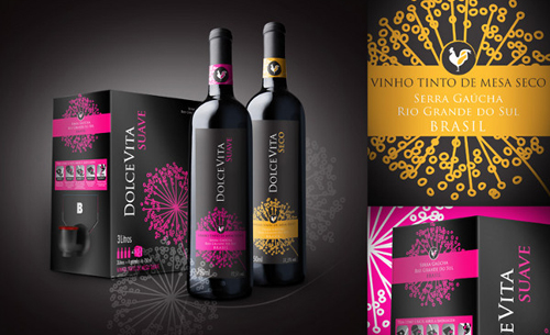 Kevin Kuo S Portfolio Site 30 Creative And Unusual Wine Label Designs
