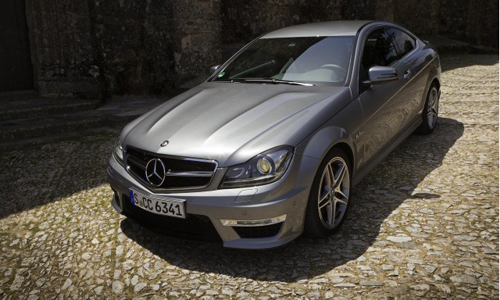 2012 Mercedes-Benz C63 AMG Coupe | Kevin Kuo's Portfolio Site